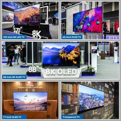 Metz TVs in IFA 2019