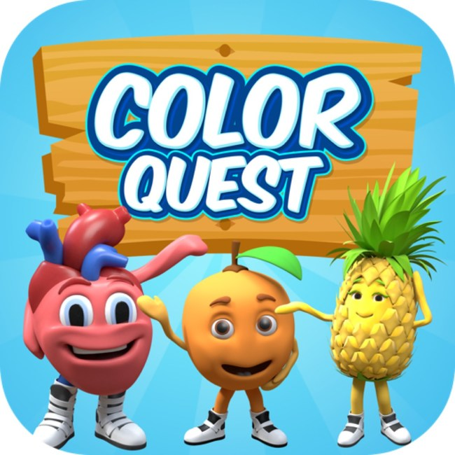 Stayhealthy's Color Quest AR Is a Magical Look Into the Wonders of the Human Body