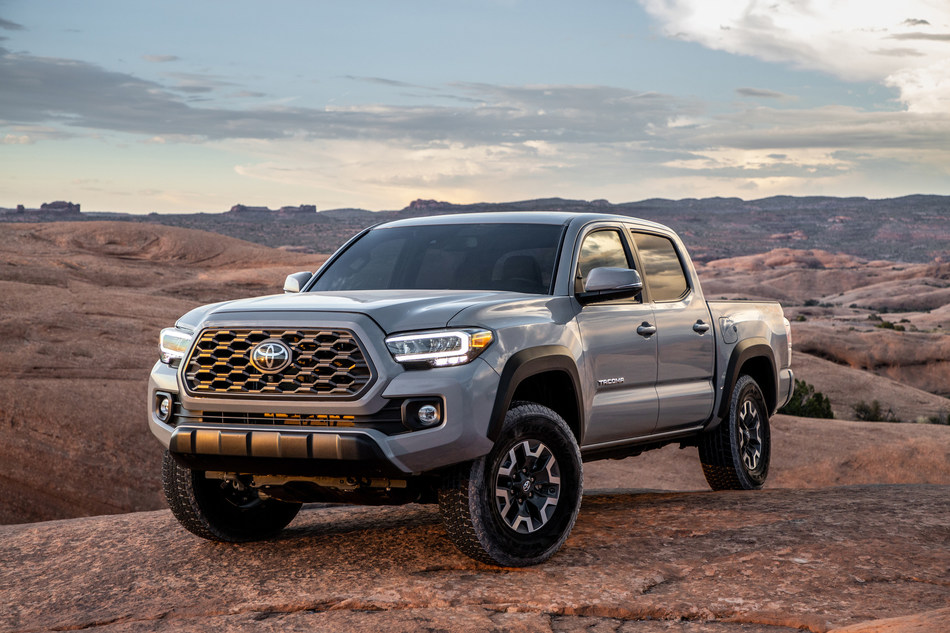 Slew Of New Upgrades Keeps 2020 Toyota