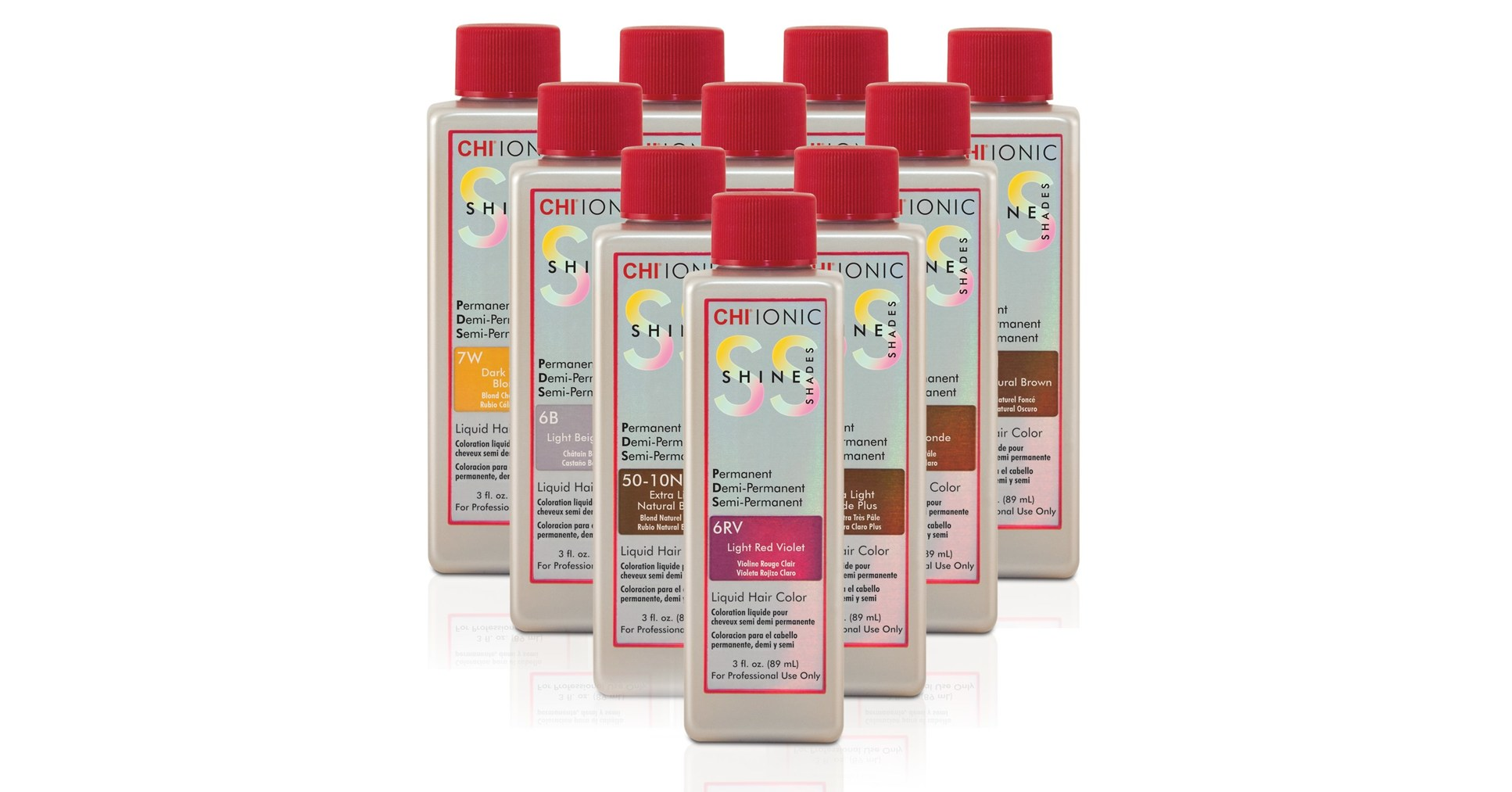 Sally Beauty Supply Launches CHI Professional Color for