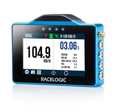 Racelogic Introduces the VBOX Touch, the First in a New Generation of Highly Flexible Data Loggers