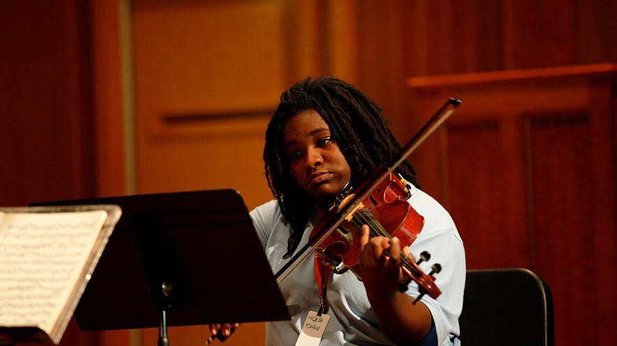 Cameren Williams Juilliard Student Wins $10,000 Wilshire Quinn Musical Arts Scholarship