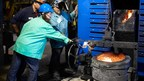 AB&I Foundry Hosts Gun Melt Of Confiscated Weapons