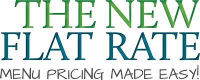 The New Flat Rate Logo