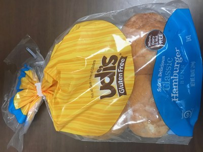 Udi's Hamburger Buns 10oz