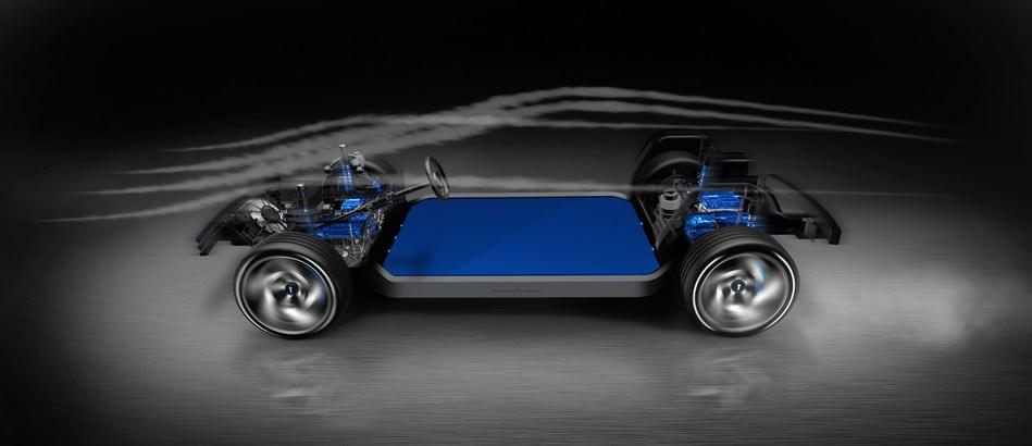 Automobili Pininfarina EV platform vision
