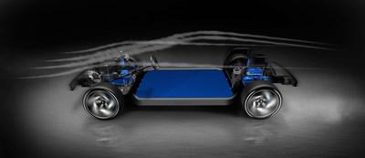 Automobili Pininfarina、博世工程技术和本特勒联袂携手为高性能电动汽车的未来打造坚实基础