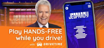 Drivetime Launches JEOPARDY!® channel, Announces $11M in Funding Led by Makers Fund with Participation from Amazon's Alexa Fund and Google
