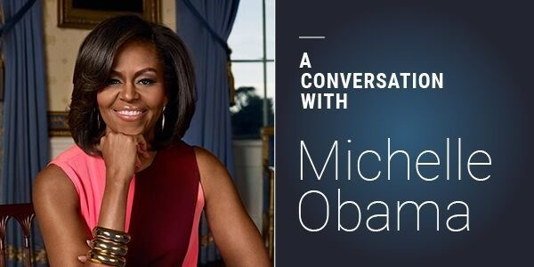 Former First Lady Michelle Obama to speak in Winnipeg, on Tuesday September 24th 2019 (CNW Group/TINEPUBLIC)