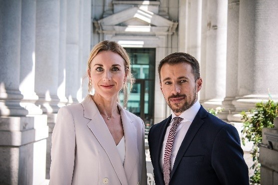 NATIONAL Public Relations announces the appointment of Julie-Anne Vien as Managing Partner of the Quebec City office and Martin Daraiche as President of the Firm (CNW Group/NATIONAL Public Relations)