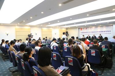 AmCham South China 2019 CIFIT Delegation Press Conference