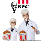 KFC and Spirit Halloween Turn the Colonel's Iconic White Suit into this Year's Must-Have Halloween Costume