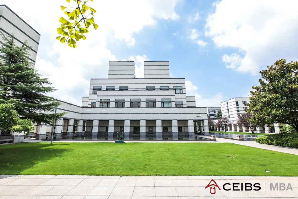 CEIBS campus was designed by the renowned architectural firm Pei Cobb Freed and Partners
