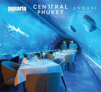 CENTRAL PHUKET offers the ultimate travel experience at its latest attractions