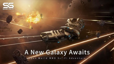 ZLONGAME Launches Second Galaxy - an Open-world Sci-fi MMO