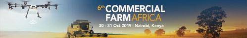 6th Commercial Farm Africa (PRNewsfoto/Centre for Management Technolog)