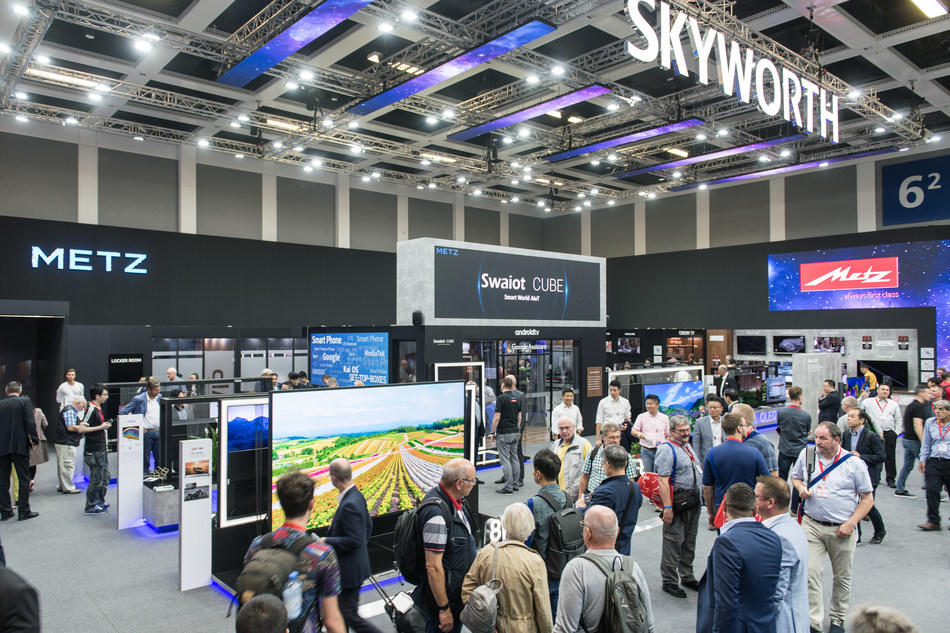 SKYWORTH in IFA 2019
