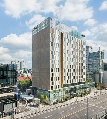 Andaz Brand Debuts in South Korea with the Opening of Andaz Seoul Gangnam