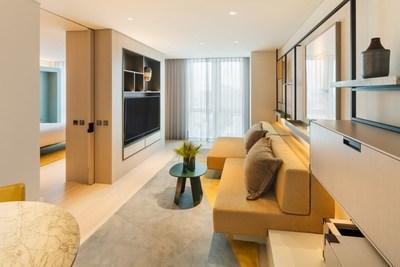 Andaz Seoul Gangnam is designed by award-winning, internationally renowned Dutch design firm Studio Piet Boon
