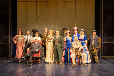 Cagney The Musical: Expanded Broadway-Bound Production