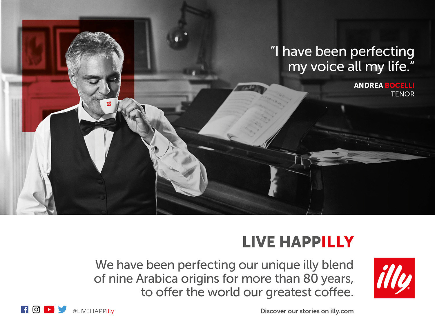 illy Inspires San Francisco with