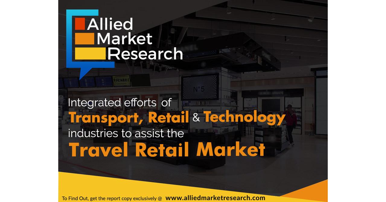 Travel Retail Market to Garner $153 7 Billion by 2025