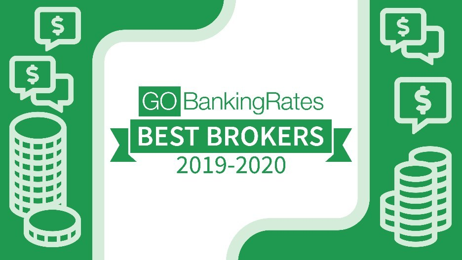 Best Online Banks 2020.Gobankingrates Releases The Best Brokers Of 2019 2020