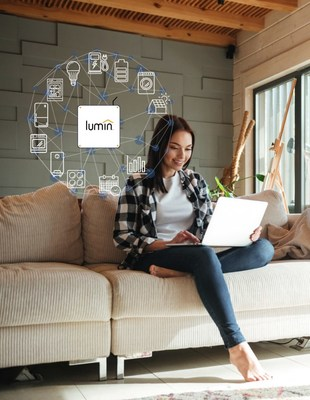 The Lumin® Energy Management Platform makes ordinary circuits smart and responsive to a home's energy needs enabling personal microgrids and grid independence.