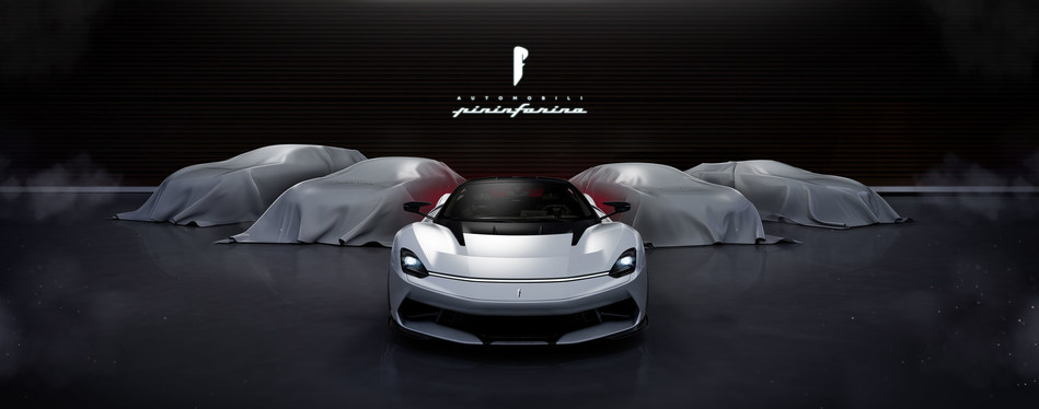 The strategic collaboration with BENTELER supports the strategy of Automobili Pininfarina to build a whole range of luxury electric cars. (Copyright: Automobili Pininfarina). (PRNewsfoto/BENTELER)