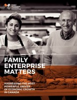 Family Enterprise Matters (CNW Group/Family Enterprise Xchange)