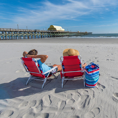 Myrtle Beach, South Carolina is inviting visitors to stretch their summer with a fall getaway. The destination was spared by the recent hurricane and is welcoming travelers to extend their vacation time and experience the area's beautiful beaches, year-round attractions, culinary offerings and lodging options offering more value for the money this fall.