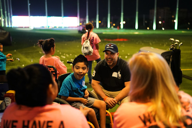 Celebrity Charity: Las Vegas-based Miracle Flights will host its signature charity golf social, Swings for Wings, at Topgolf Las Vegas on Thursday, September 26, from 6 to 9 p.m. The event brings together families Miracle Flights serves and the generous supporters who make it possible for an evening of food, fun and golf.