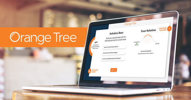 Introducing the Build Your Solution from Orange Tree.