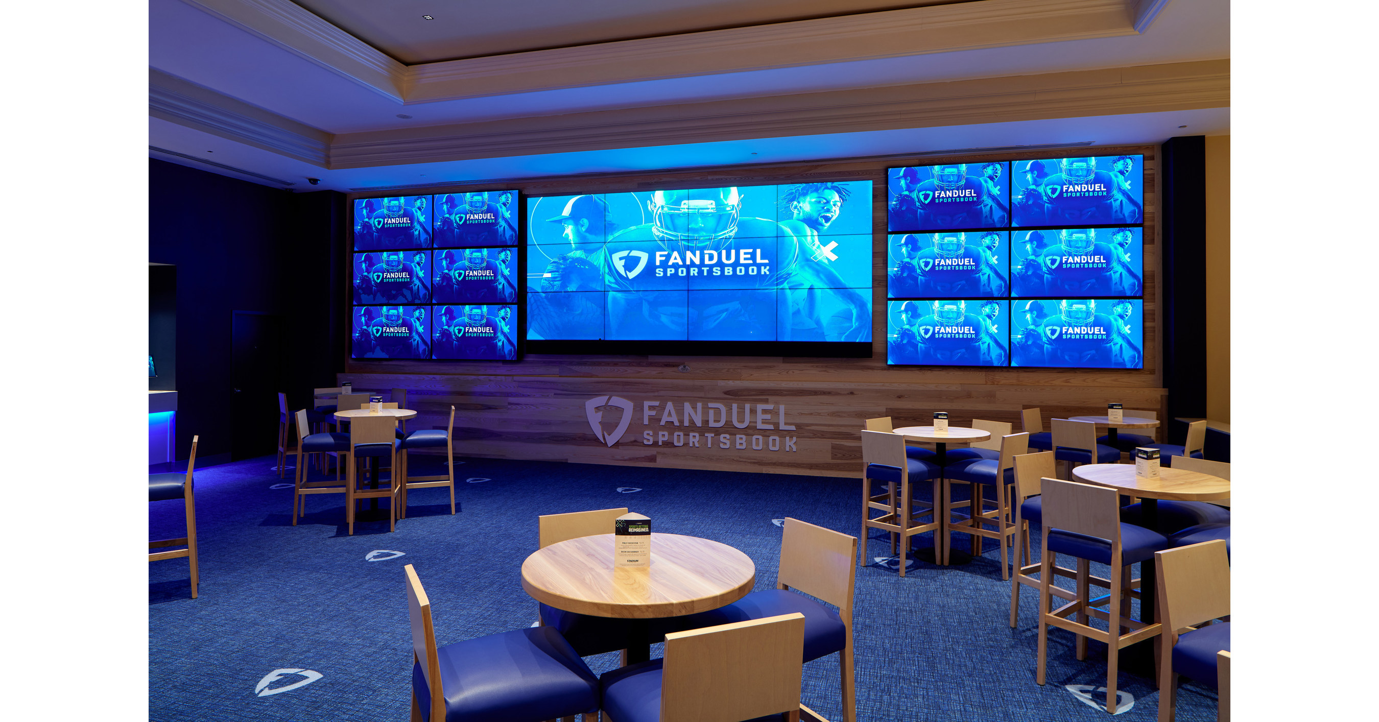 Fanduel, boyd gaming casinos partnering for sports betting nationwide