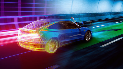 ANSYS advances the autonomous vehicle revolution