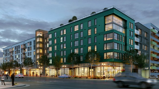 Providing brand new and contemporary living with street-level retail in Oakland, Alta Waverly is located near the Downtown, Uptown, Lake Merritt and Grand Lake districts of Oakland.