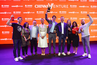 Chivas has announced that applications for the Chivas Venture 2020 are now open - enter before 31st October 2019 for your chance to win a share of $1M (PRNewsfoto/The Chivas Venture)