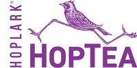HopTea Logo (PRNewsfoto/Hoplark HopTea)
