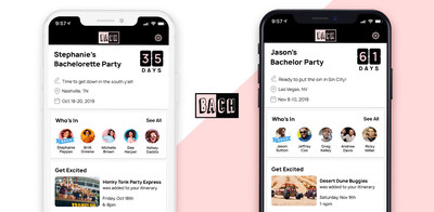 The BACH LLC emerges from stealth mode with a product that leverages technology to make the process of planning or booking a bachelor and bachelorette party effortless and efficent.