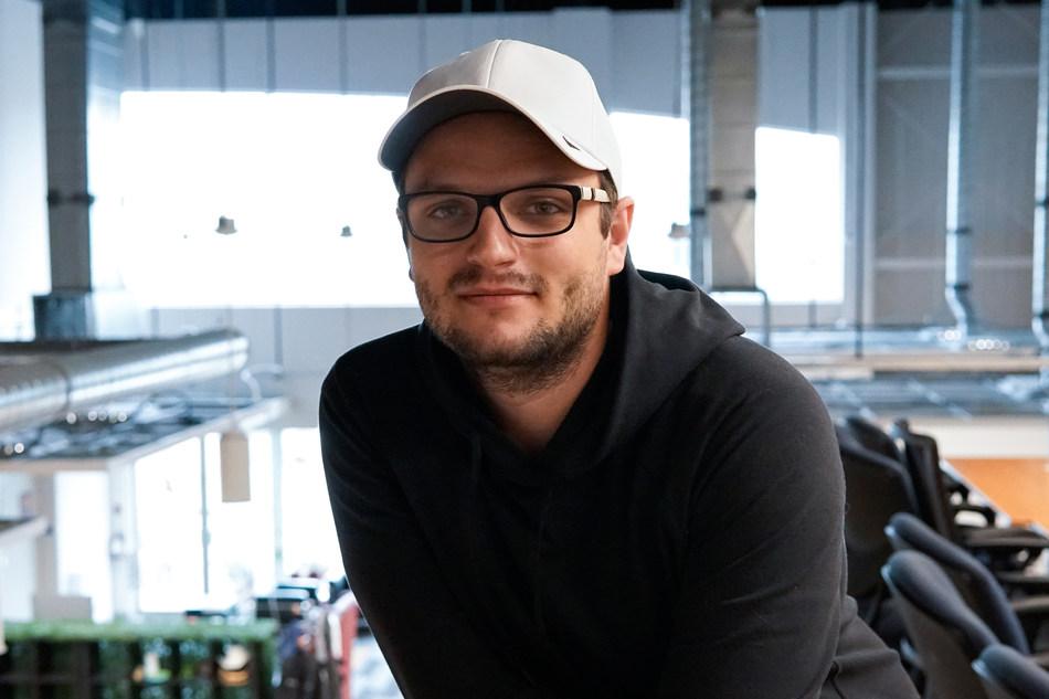 Lucas McCarthy, CEO of Showpass (CNW Group/Showpass)