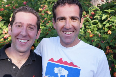 Anthony's Goods Founders Anthony Zanontian and Alex Avakian