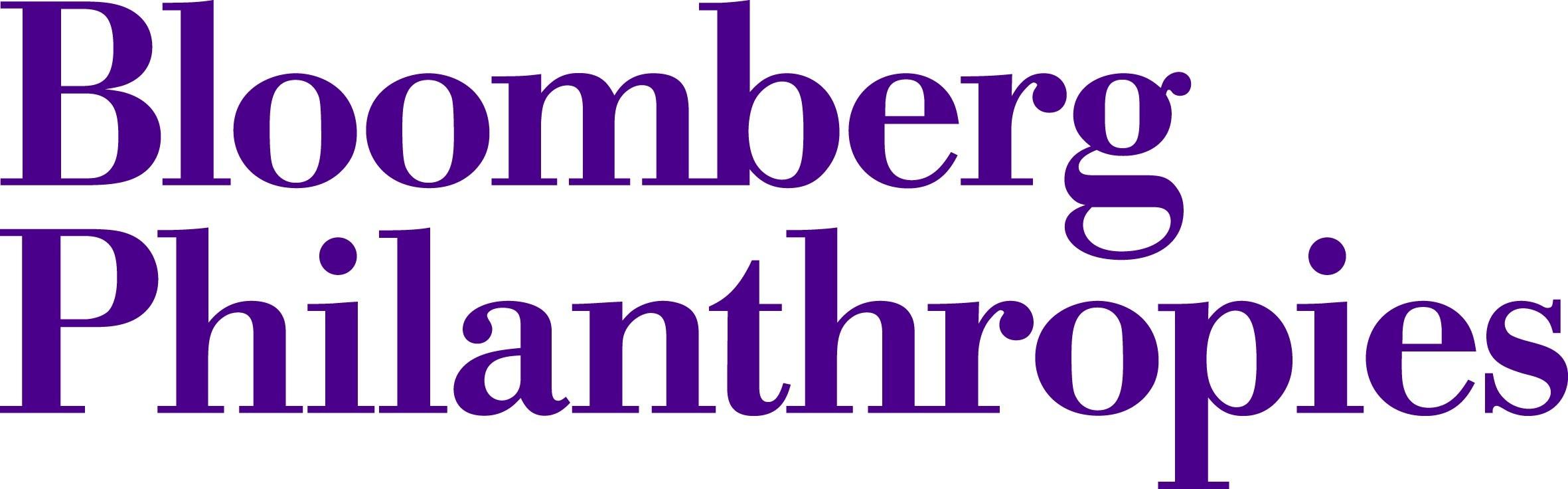 Bloomberg Philanthropies Launches New $160 Million Program