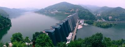 El montañoso condado de Huoshan en la región occidental de la provincia de Anhui va en busca de una transformación hacia un modo de producción ecológico. (PRNewsfoto/Xinhua Silk Road Information)