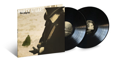 Marty Stuart To Release The Pilgrim- Deluxe Edition For The First Time Ever On Vinyl On October 18th Via MCA Nashville/UMG Nashville/UMe