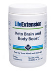 New Keto Brain and Body Boost from Life Extension provides ketones without the fat
