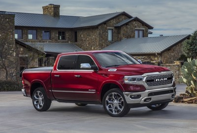 2020 Ram Limited