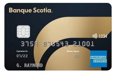 American Express Or de la Banque Scotia (Groupe CNW/Scotiabank)