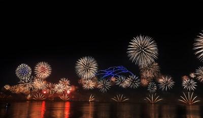 Ras Al Khaimah NYE celebrations (PRNewsfoto/Marjan)