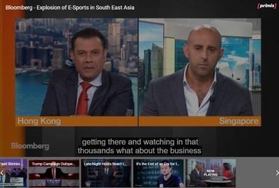 Primis Introduces Closed Captions - WBOC-TV 16, Delmarvas