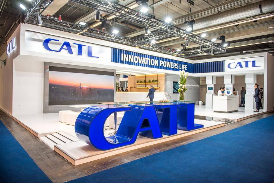 CATL IAA Booth 2019